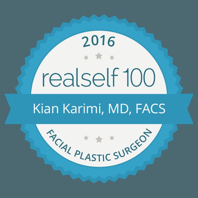 RealSelf 100 Award